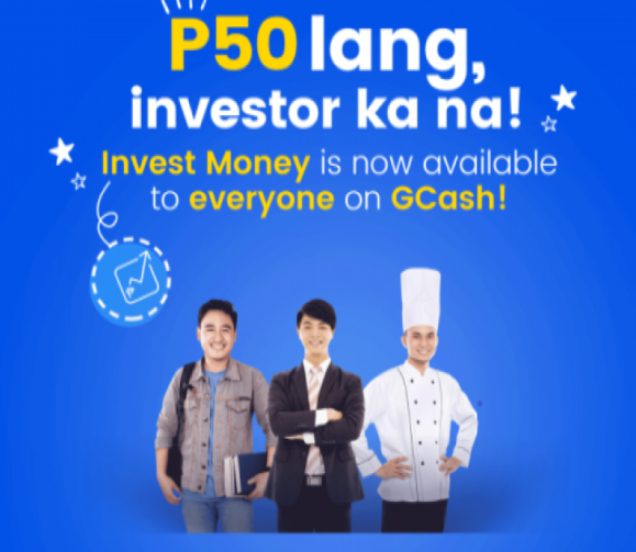 GCASH Invest Money