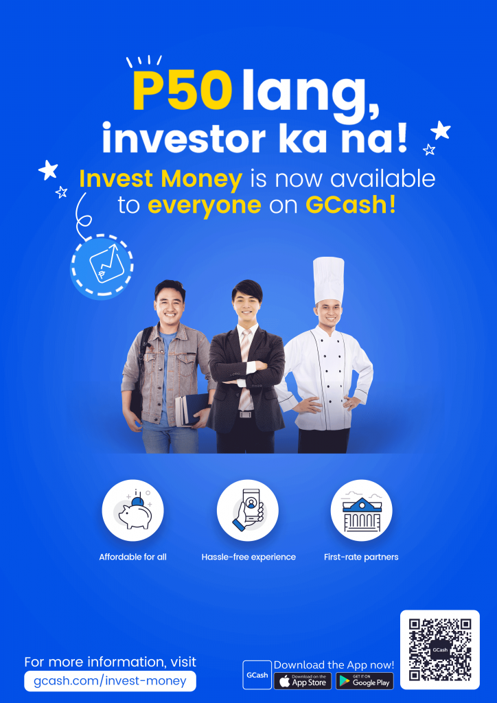 Invest Money GCASH