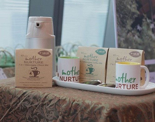 Mother Nurture lactation Choco and Coffee mixes