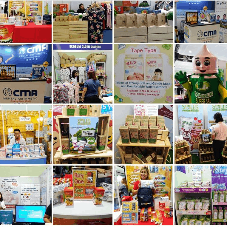 Expo Brand Exhibitors