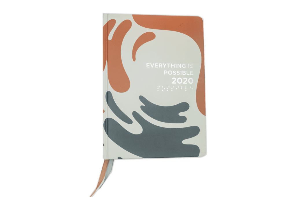 BDJ Everything is Possible Planner