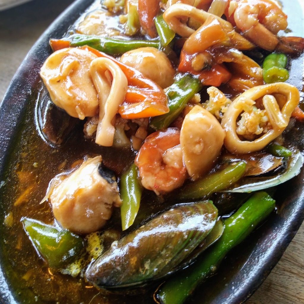 Any-Haw Mixed Seafood