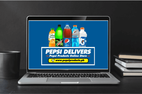 Pepsi Philippines E-commerce website