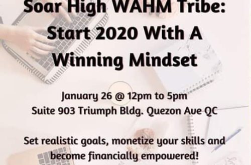 WAHM Tribe Event 2020