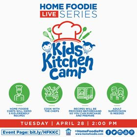 Home Food Kids Kitchen Camp