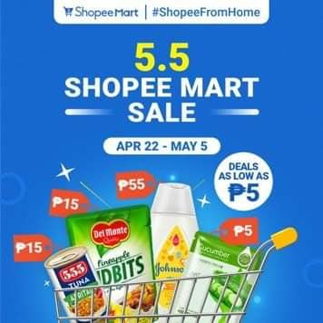 Shop from Home Tips ShopeeMart