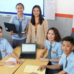 Acer and Apec Schools Team Up