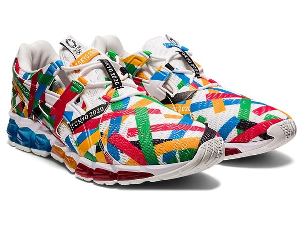 Multi-Crossings Shoe Asics