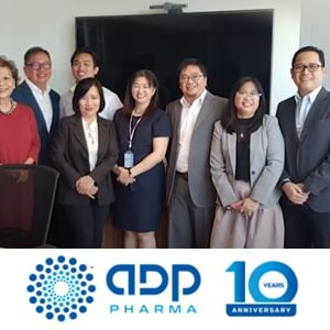 ADP 10th year anniversary