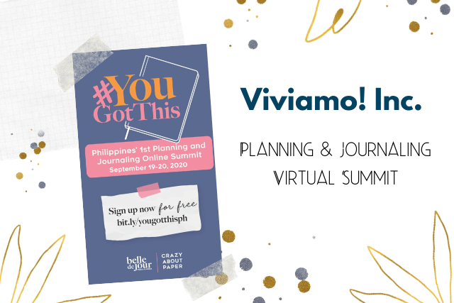 Viviamo Inc Journaling 2020