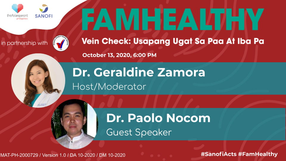 FamHealthy Vein Check