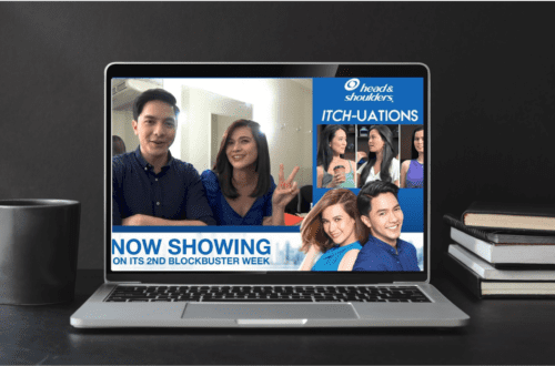 Head & Shoulders Bea and Alden Movie