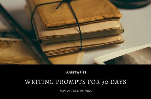 Writing Prompts for 30 days