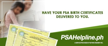 PSA NSO Birth Certificate Delivery