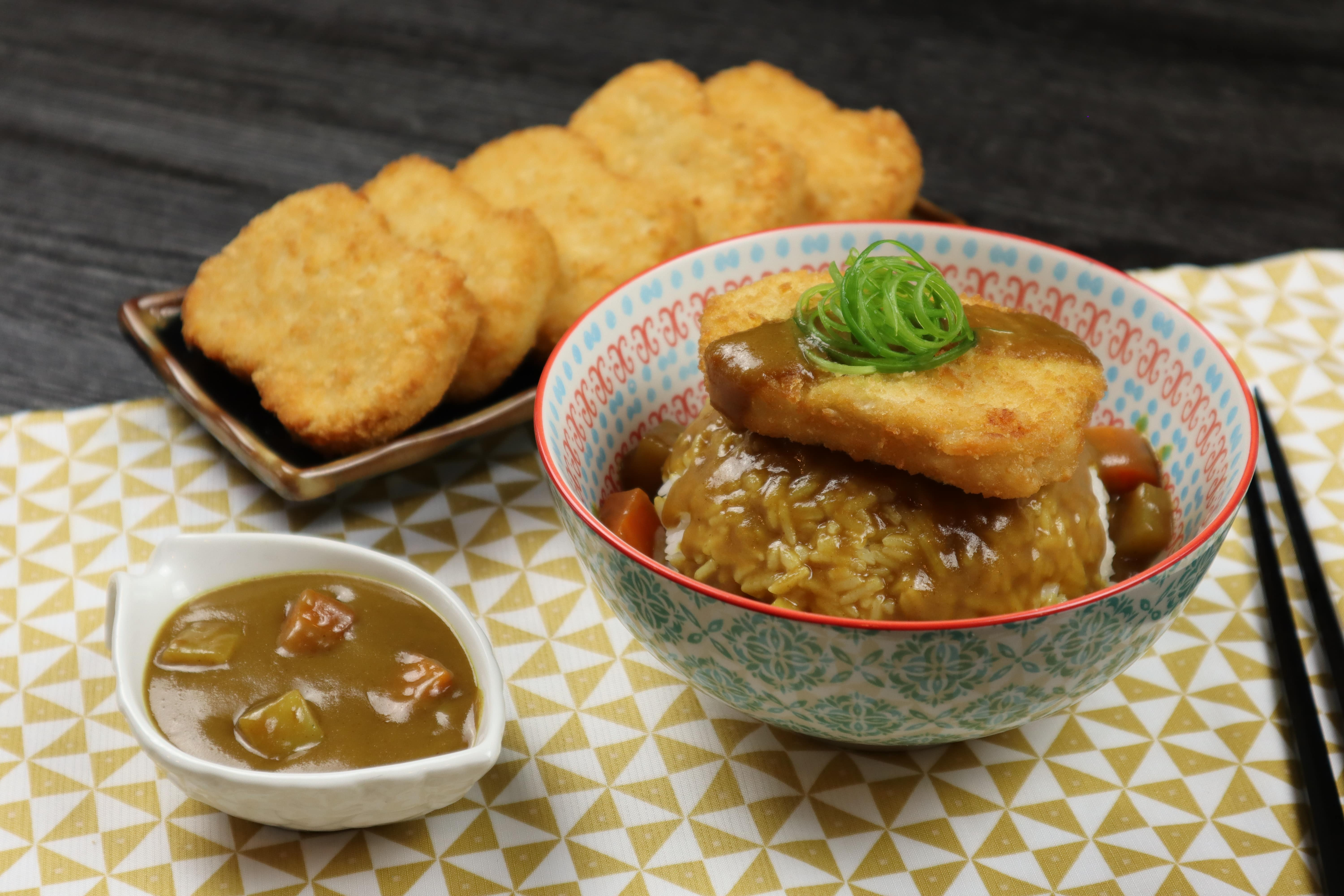 Easy Chicken Katsu with Curry Sauce